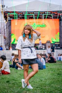 Outfit Indie la GreenSounds