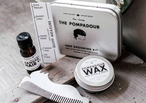 Pompadour Hair Kit, 125 lei - Smuff.ro